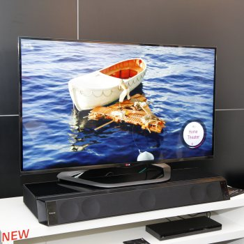 Výstava High-End Mníchov 2014 - Soundbar Focal Dimension