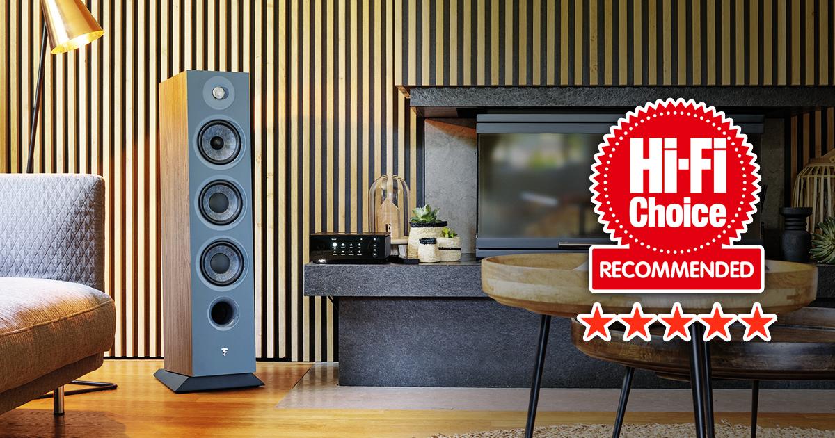 Prestížny magazín Hi-Fi Choice ocenil reproduktory Focal Chora 826