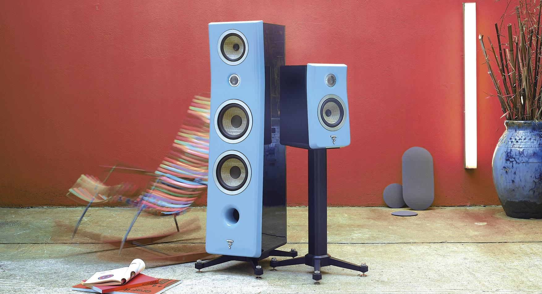 Ako si vybrať reproduktory do stereo zostavy