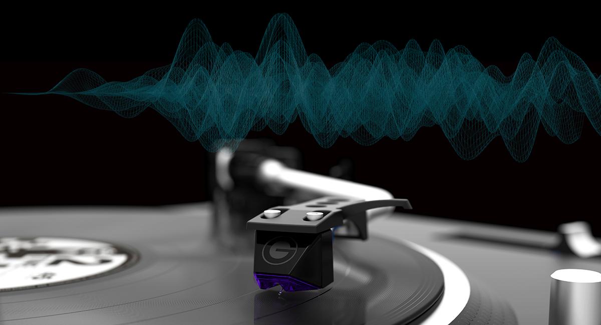 Ako vzniká zvuk pri prehrávaní LP platne?