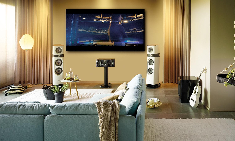 Stereo alebo domáce kino? To je otázka!